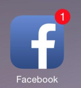 Facebookの通知とドーパミン
