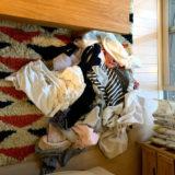 洗濯物たたみ1