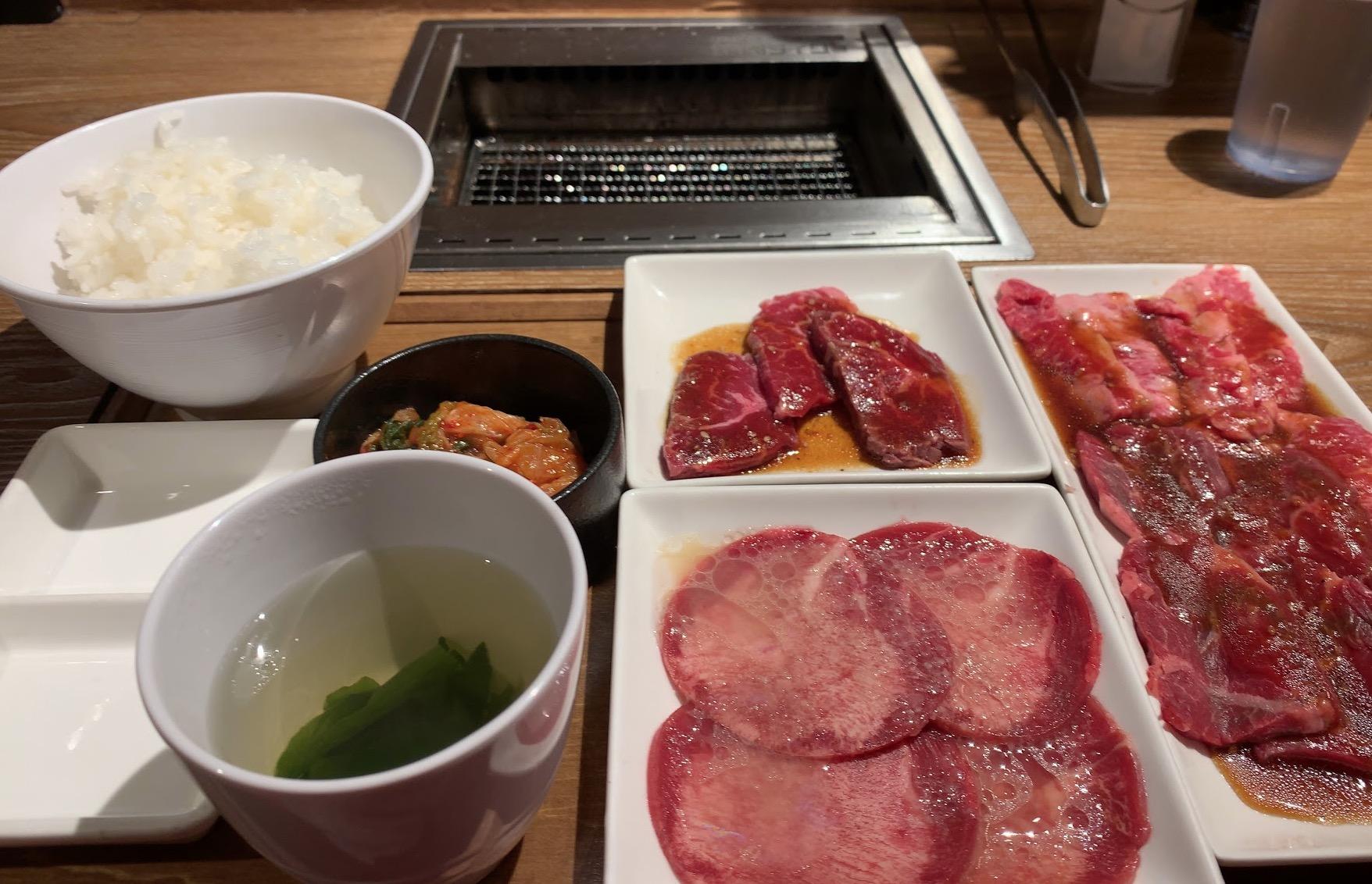 渋谷センター街・焼き肉ライク