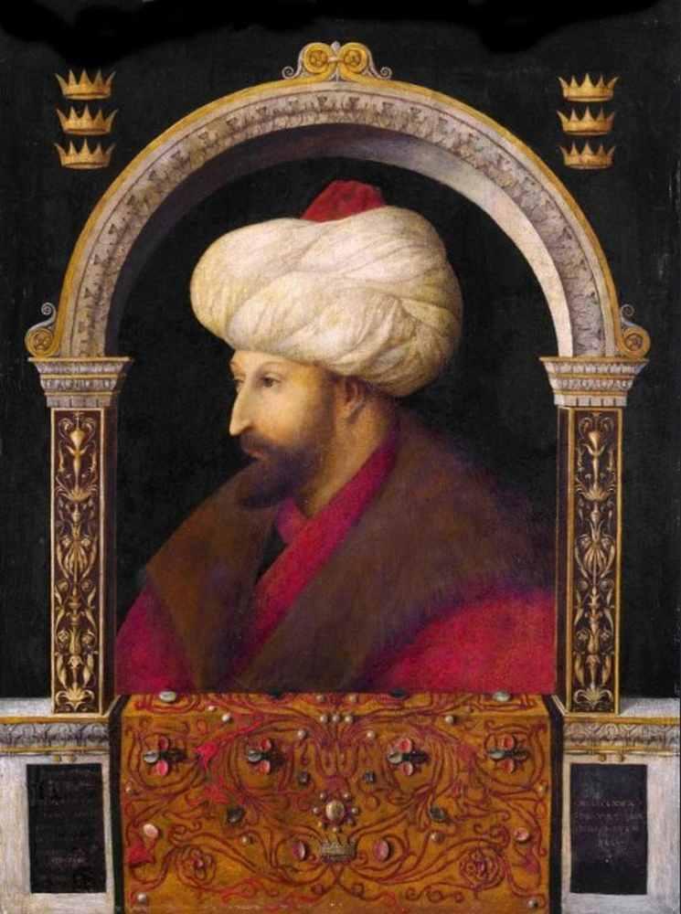 オスマン帝国・メフメト2世