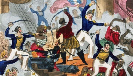 バルバリア海賊~アメリカ海兵隊創設のきっかけともなった地中海の荒くれ者たち