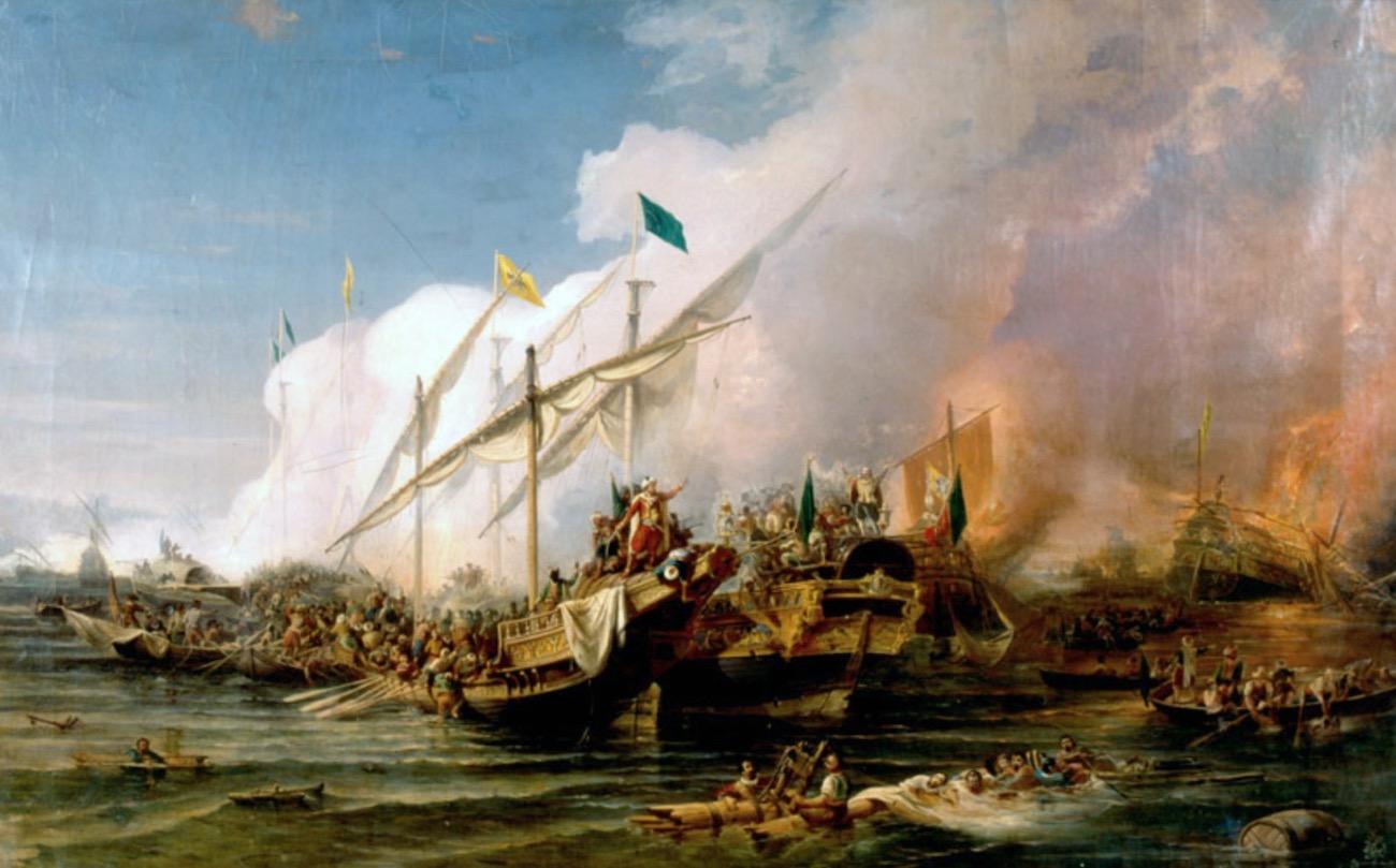 プレヴェザの海戦