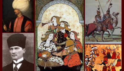 オスマン帝国興亡史(1) – トルコ民族とは何者なのか?