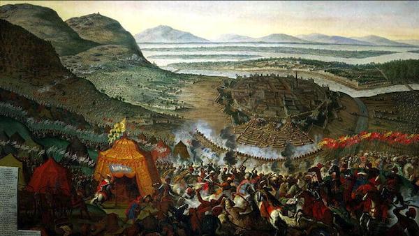 第二次ウィーン包囲の失敗