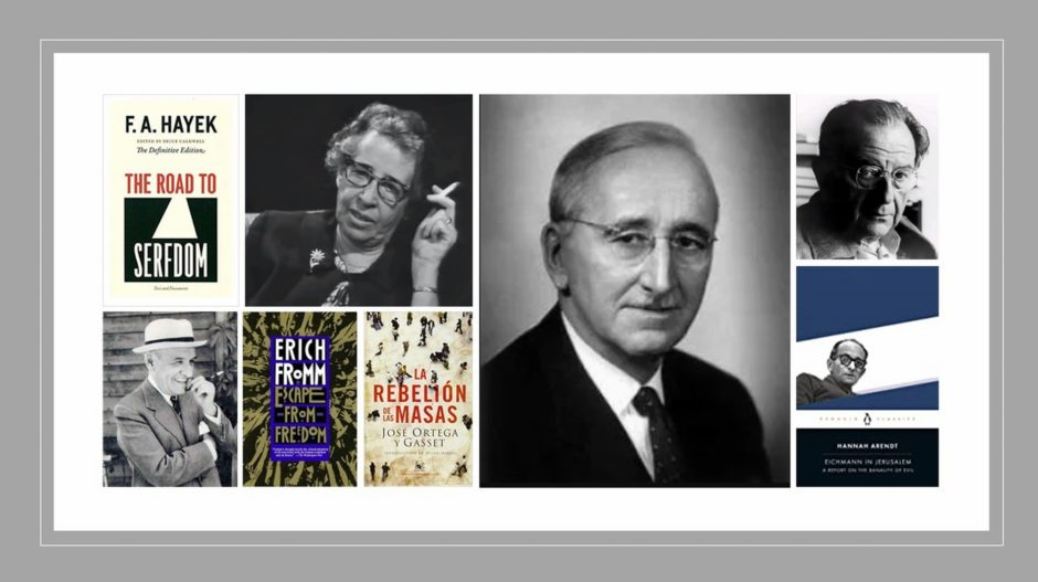 自由とは何なのかを考える時に必須の思想家・哲学者・経済学者とその代表的書籍
