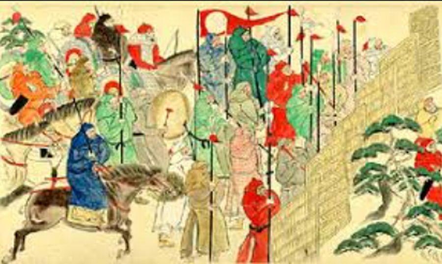 果たして元寇にモンゴル人はどれくらいいたのか?