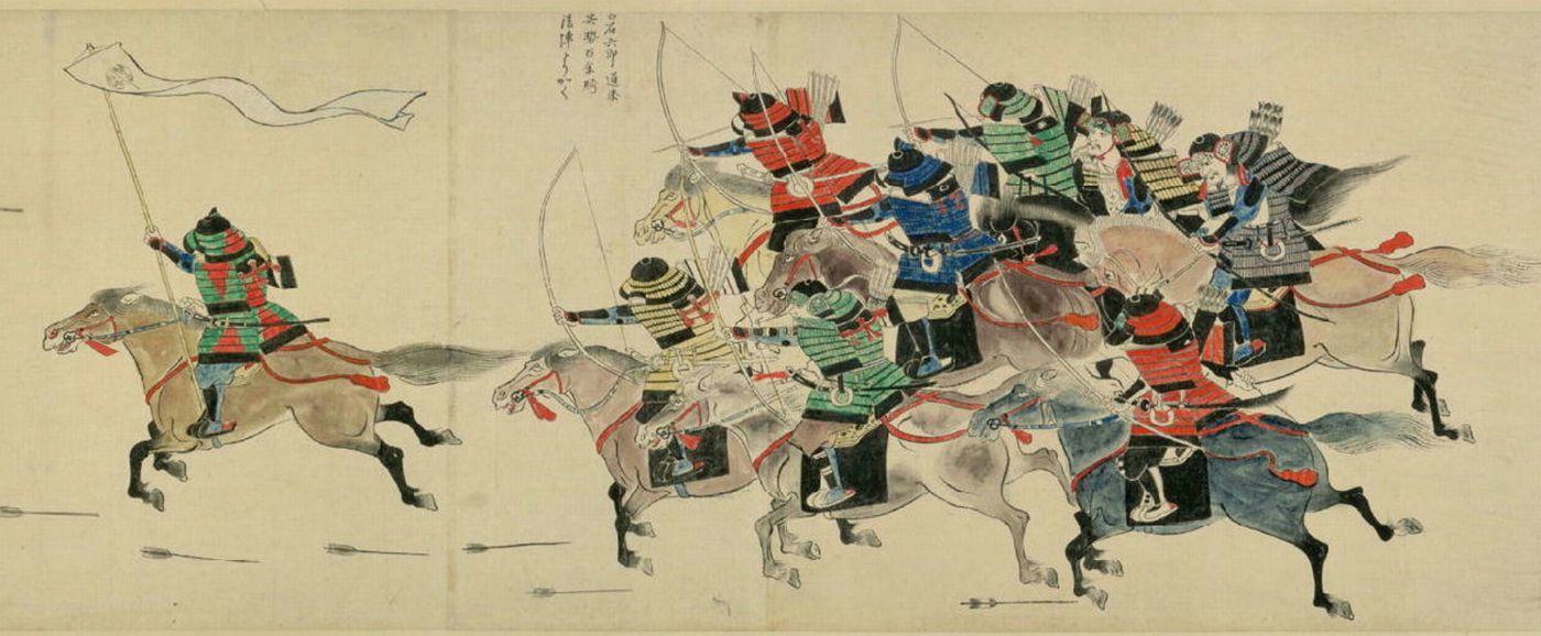 鎌倉武士の一所懸命