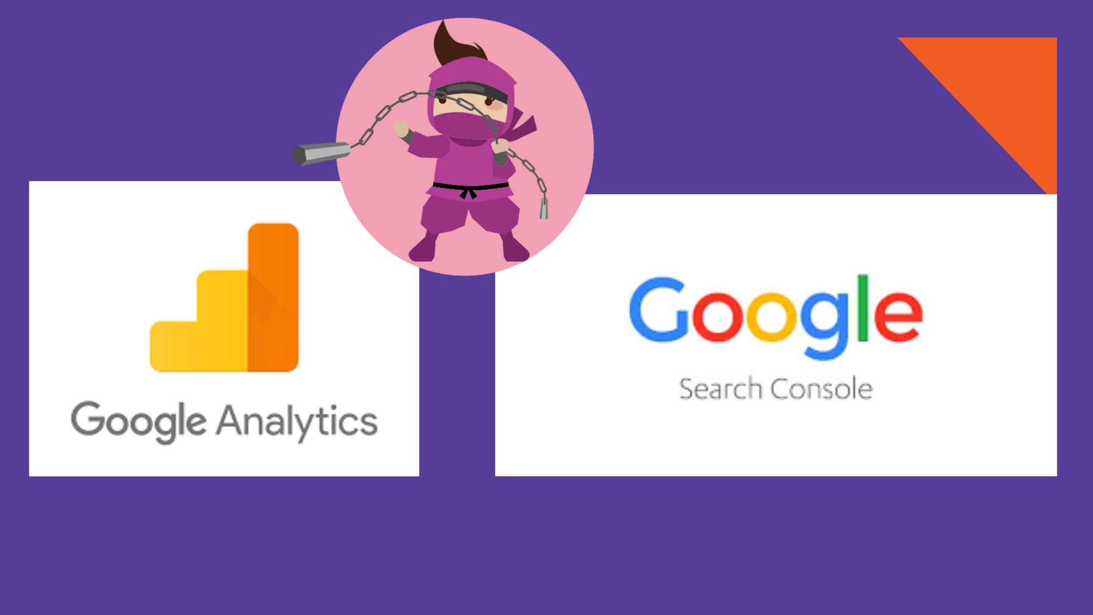 Googleアナリティクスとサーチコンソールの連携