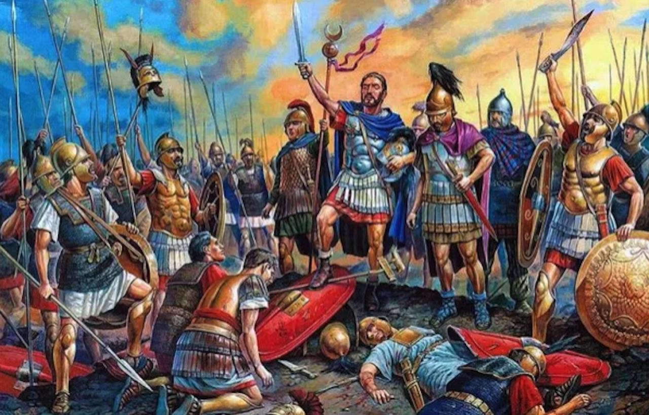 カンナエの戦いとハンニバル