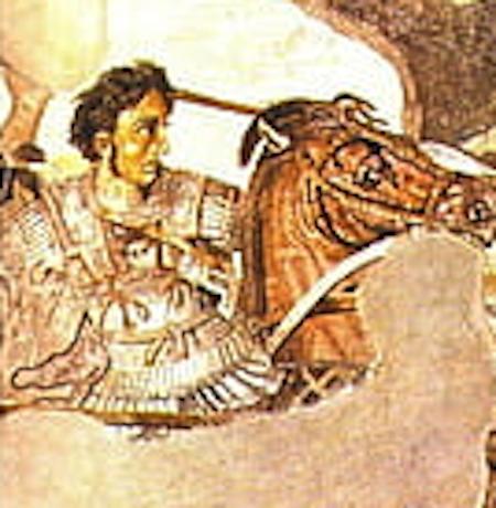 アレクサンダー大王